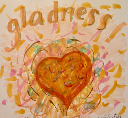 This image has an empty alt attribute; its file name is Gladness.jpg